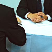 財務診断書作成には、必要書類を頂戴した後ヒアリングにうかがいます。